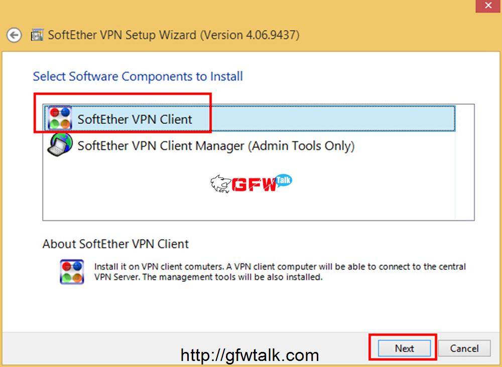 [初级]使用开源项目SoftEther VPN+VPN Gate Client插件进行科学上网